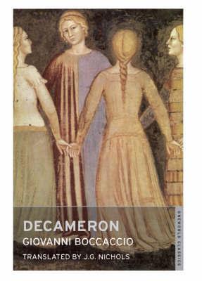 Decameron by Giovanni Boccaccio image