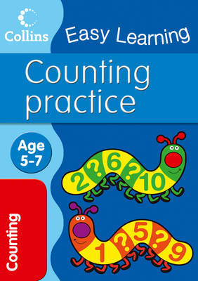 Counting Practice by Collins Easy Learning