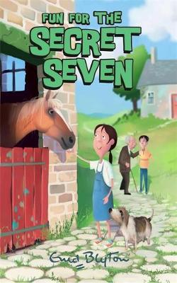Fun for the Secret Seven by Enid Blyton image