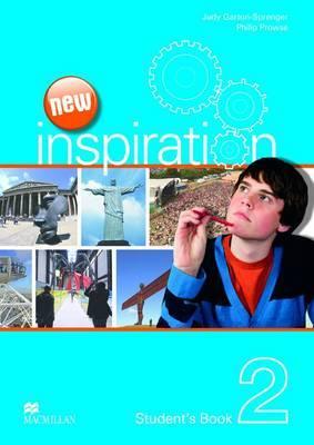 New Edition Inspiration Level 2 Student's Book by Judy Garton-Sprenger