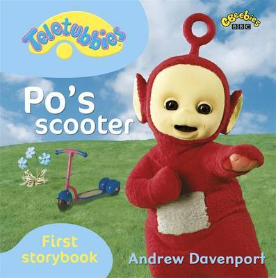 Po's Scooter by BBC Books image