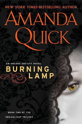 Burning Lamp by Amanda Quick image