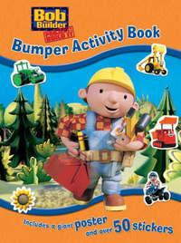 Bob the Builder Bumper Activity Book image