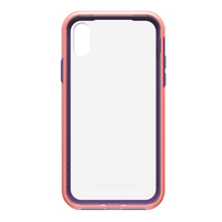 LifeProof Slam - iPhone X - Coral Lilac