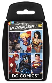 Top Trumps DC Comics Who's The Strongest