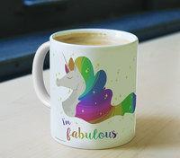 Unicorn (I'm Fabulous) Mug