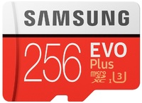 256GB Samsung Evo Plus Micro SD Card