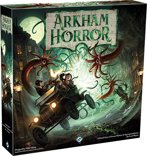Arkham Horror: Third Edition
