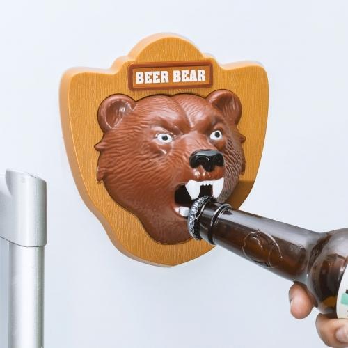 Bear Beer Bottle Opener
