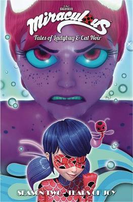 Miraculous: Tales of Ladybug and Cat Noir: Season Two - Tear of Joy by Jeremy Zag