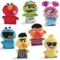Sesame Street Blind Box (1 Plush, Assorted)