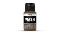 Vallejo 514 Dark Brown Wash 35ml