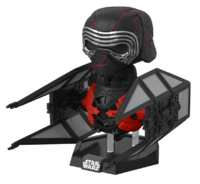 Star Wars: Kylo Ren & TIE Whisper - Pop! Deluxe Figure