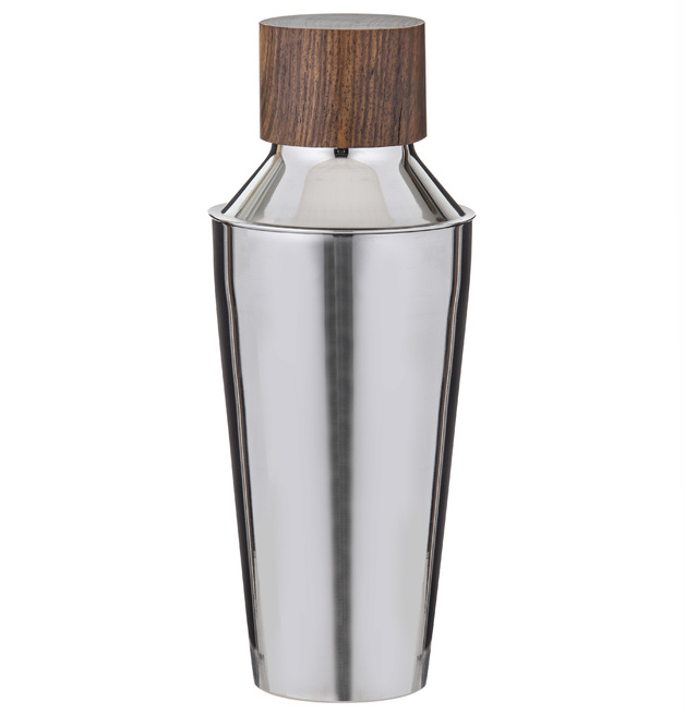 Davis & Waddell: Fine Foods Cocktail Shaker (9.5x9.5x23cm/750ml)