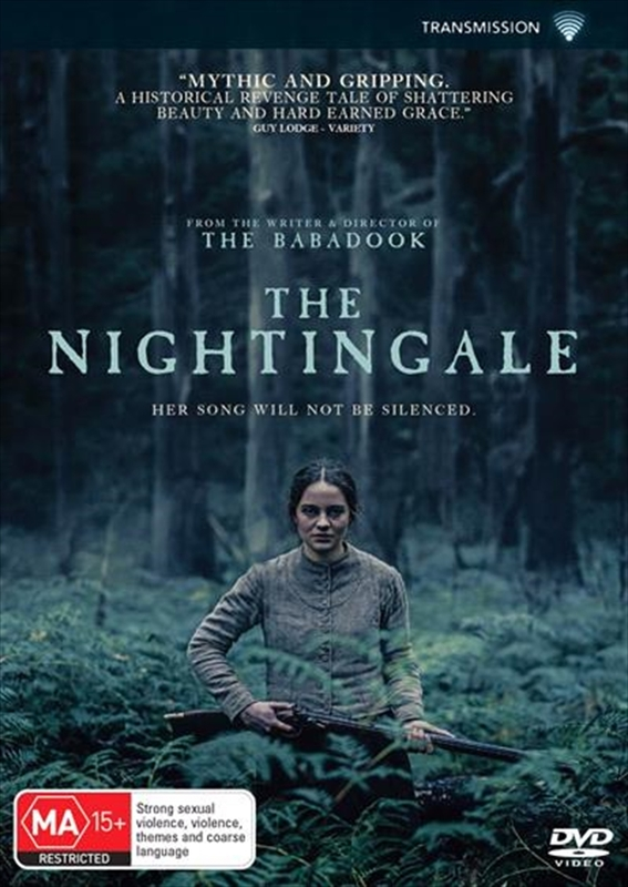 The Nightingale on DVD