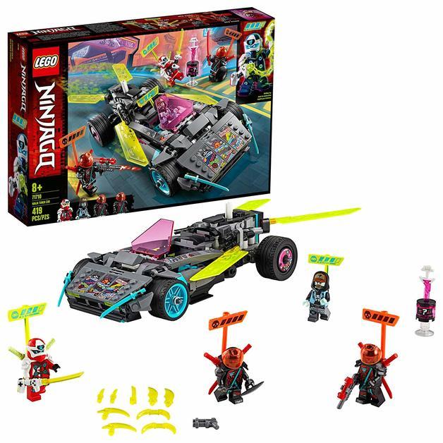 LEGO Ninjago: Ninja Tuner Car - (71710)