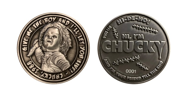 Child's Play: Collectible Coin - Chucky (2020)
