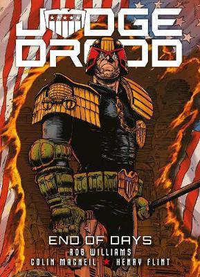 Judge Dredd: End of Days by Rob Williams