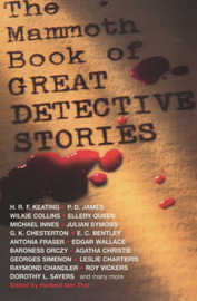 The Mammoth Book of Great Detective Stories image