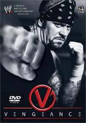 WWE - Vengeance 2003 on DVD