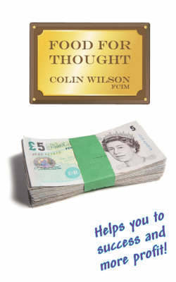 Food For Thought by Colin Wilson image