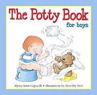 Potty Book for Boys by Alyssa Satin Capucilli image