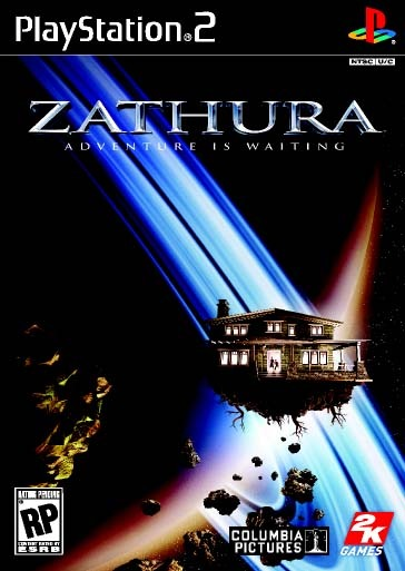 Zathura: A Space Adventure for PlayStation 2