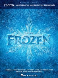 Frozen by Hal Leonard Publishing Corporation