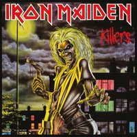Killers (LP) by Iron Maiden