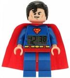 LEGO Super Heroes - Superman Figure Alarm Clock