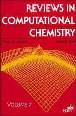 Reviews in Computational Chemistry: v. 7 image