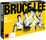 Bruce Lee - The Classics Collector's Set on