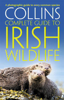 Collins Complete Irish Wildlife by Paul Sterry image