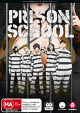 Prison School: Complete Series on DVD