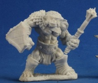 Dark Heaven Bones - Mogg Bugbear Left Handed image