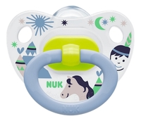 NUK: Classic Silicone Soother - 0-6 Months image