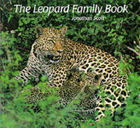 The Leopard Family Book by Jonathan Scott image