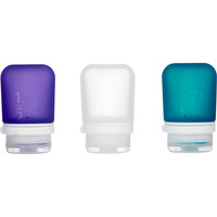 GoToob+ Triple Pack Silicone Travel Bottles - Small (44ml)