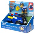 Paw Patrol: Basic Vehicle & Pup - Chase's Transforming Police Crusier