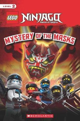Mystery of the Masks by Kate Howard