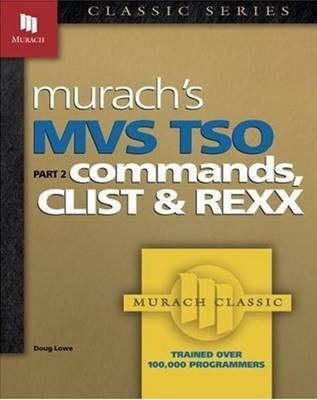 MVS TSO Pt 2 Commands And Procedures by Doug Lowe image