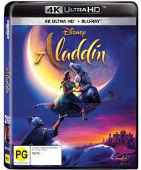Aladdin - (2019) on UHD Blu-ray