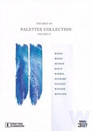 The Best Of Palettes Collection - Volume Two on DVD