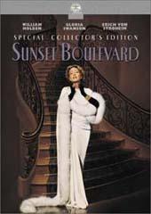 Sunset Boulevard on DVD