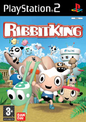 Ribbit King for PlayStation 2