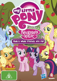 My Little Pony: Friendship is Magic - That's What Friends Are For (Volume 2) on DVD