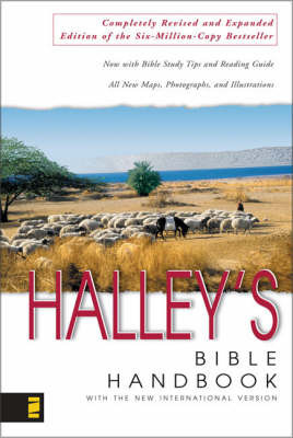 Halley's Bible Handbook with the New International Version by Henry Hampton Halley
