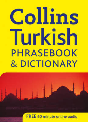 Collins Turkish Phrasebook and Dictionary image