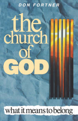 Church of God by Donald S Fortner image