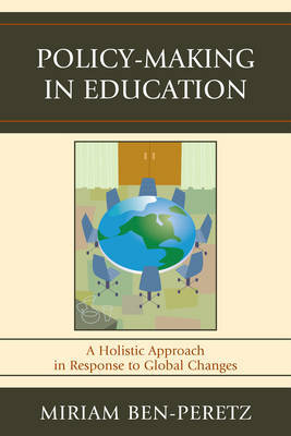 Policy-Making in Education by Miriam Ben-Peretz image